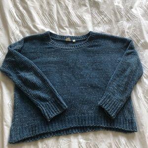 Gap Chenille Crewneck Sweater